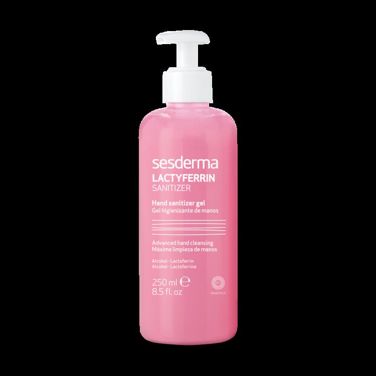 LACTYFERRIN Sanitizer Hand Sanitizing Gel – Средство дезинфицирующее для рук, 250 мл.