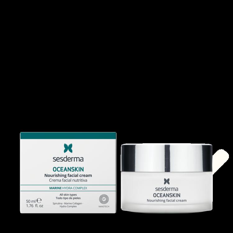 OCEANSKIN Nourishing Facial Cream - Питательный крем, 50 мл