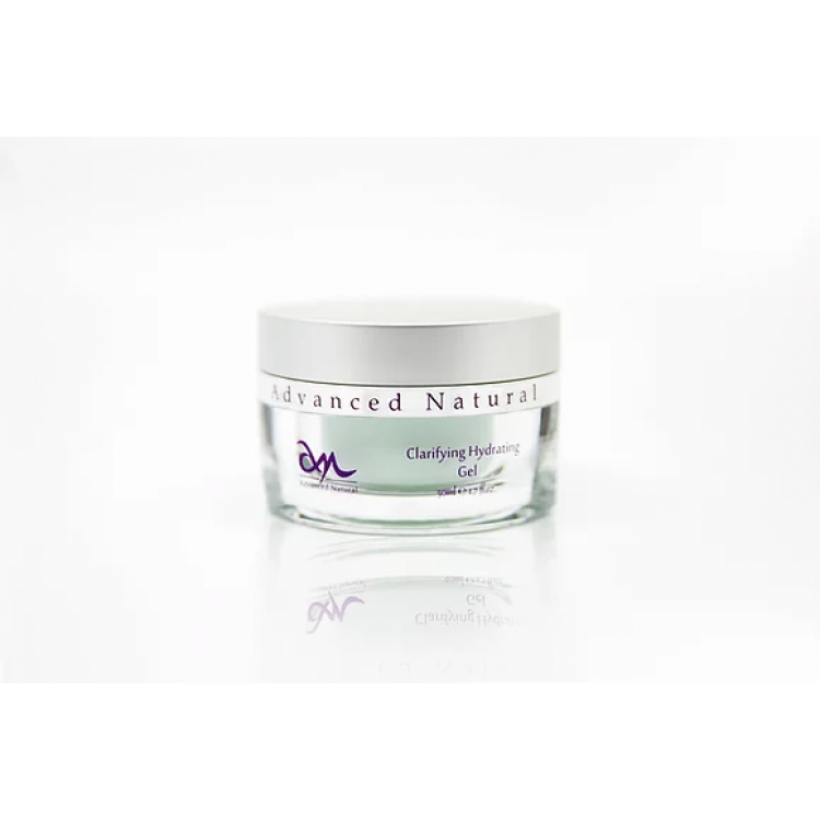 Advanced Natural Clarifying Hydrating Gel - Себорегулирующий увлажняющий гель для лица, 50 мл