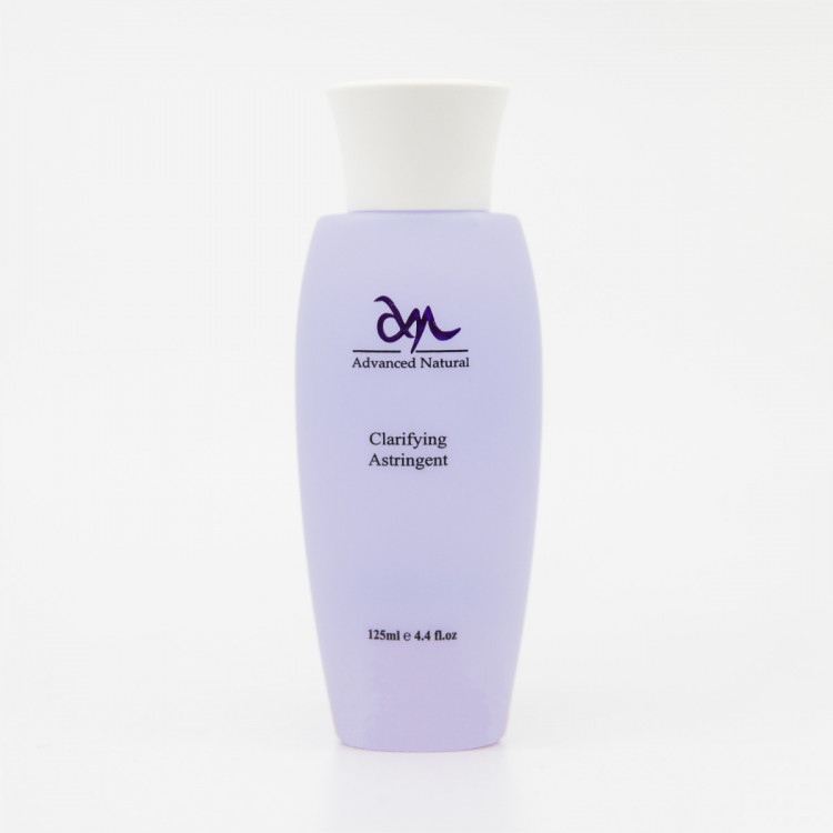 Advanced Natural Clarifying Astringent (50%) - Себорегулирующий очищающий Астригент для лица, 125 мл