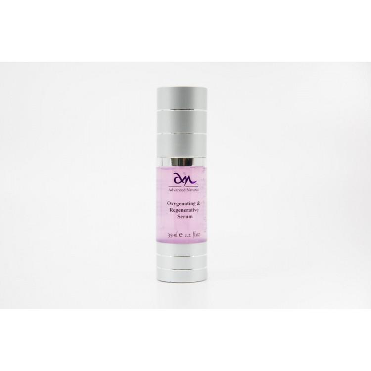 Advanced Natural Oxygenating & Regenerative Serum - Кислородная восстанавливающая сыворотка для лица, 35 мл
