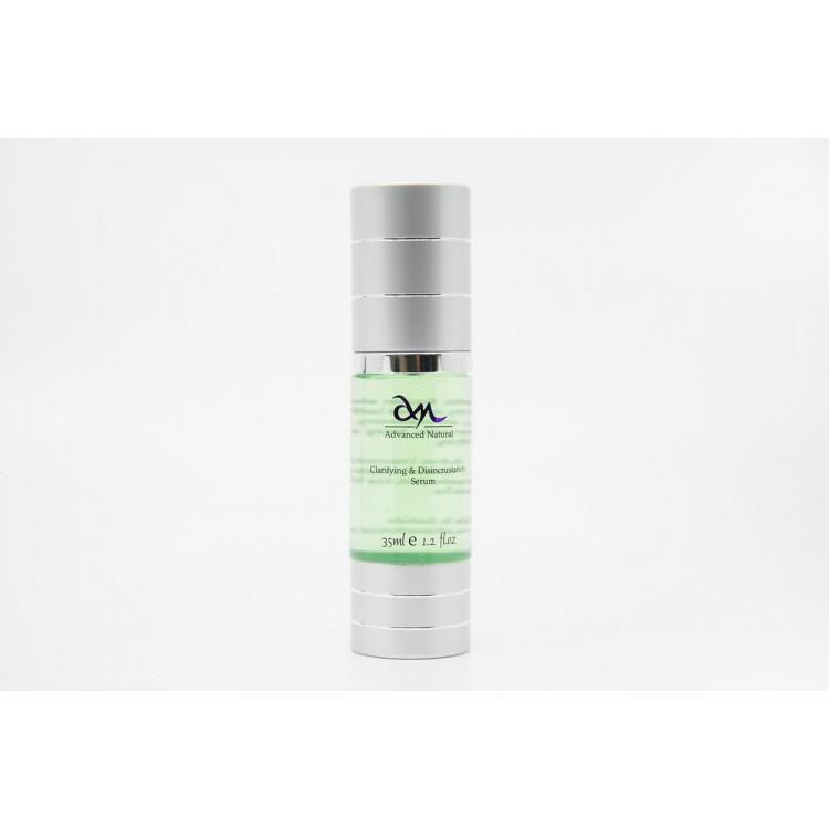 Advanced Natural Clarifying & Disincrustation Serum - Очищающая и дезинкрустирующая сыворотка для лица, 35 мл