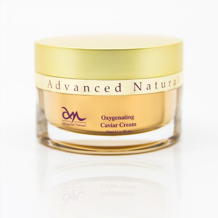 Advanced Natural Oxygenating Caviar Cream - Кислородный крем с икрой для лица, 50 мл