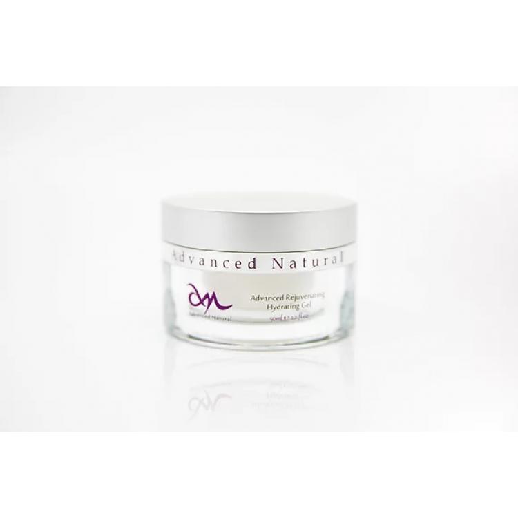 Advanced Natural Rejuvenating Hydrating Gel - Омолаживающий увлажняющий гель для лица, 50 мл
