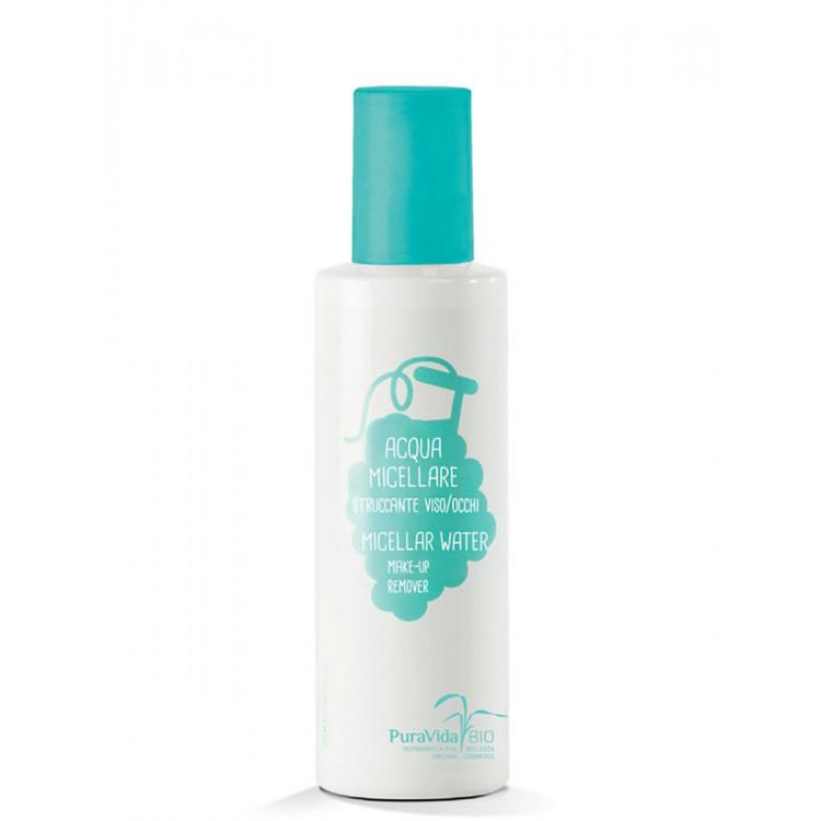 PuraVida Bio - Мицеллярная вода для снятия макияжа, 200 мл