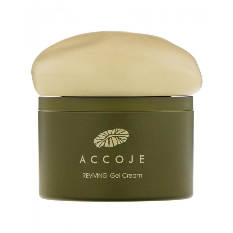 ACCOJE - Восстанавливающий гель крем для лица, 50 мл