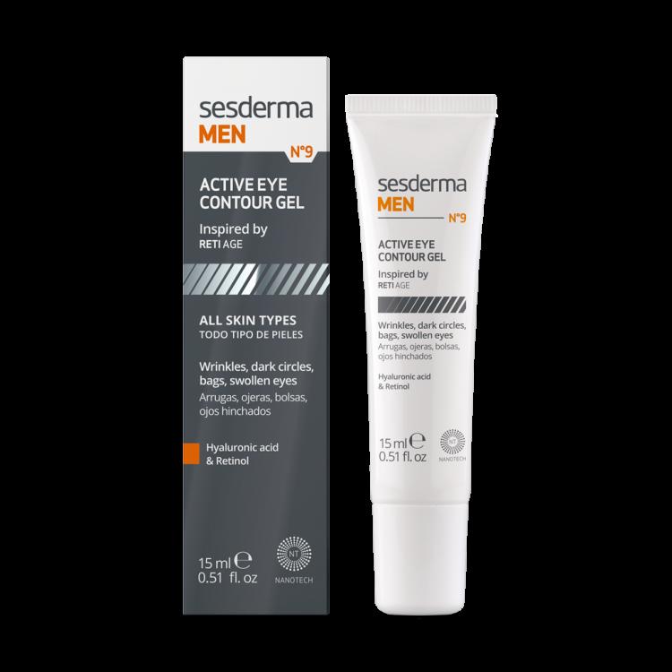 SESDERMA MEN Eye contour gel – Гель для век, 15 мл