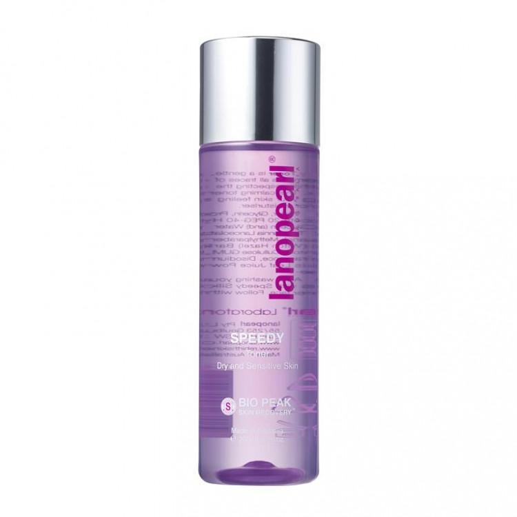 Lanopearl Speedy - Тоник для сухой чувствительной кожи лица, 200 мл