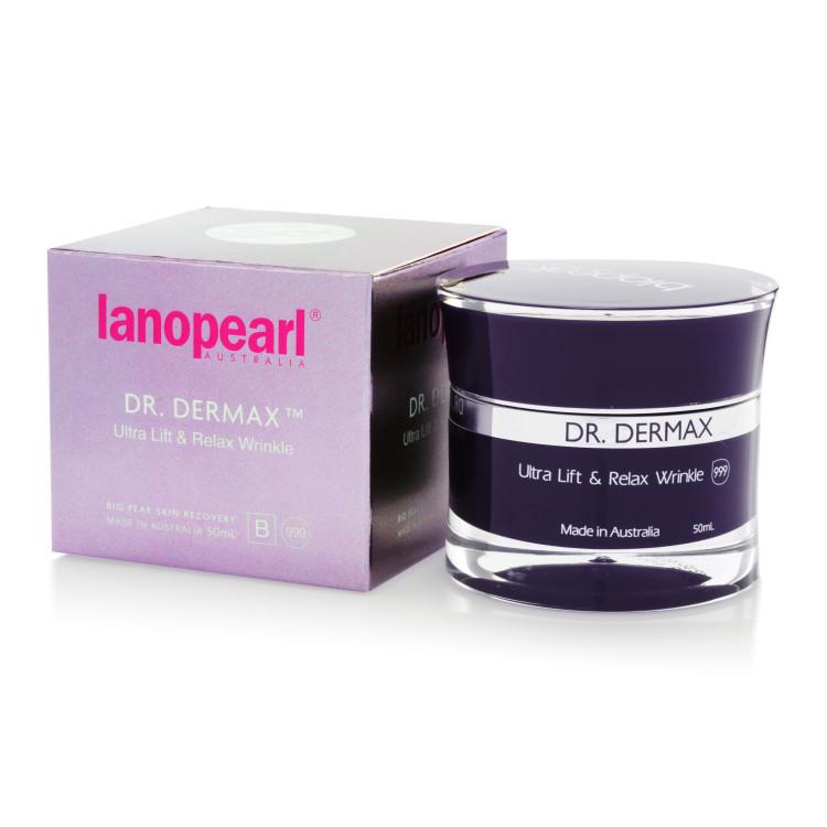 Lanopearl Dr.Dermax - Крем ультра лифтинг против глубоких морщин, 50 мл