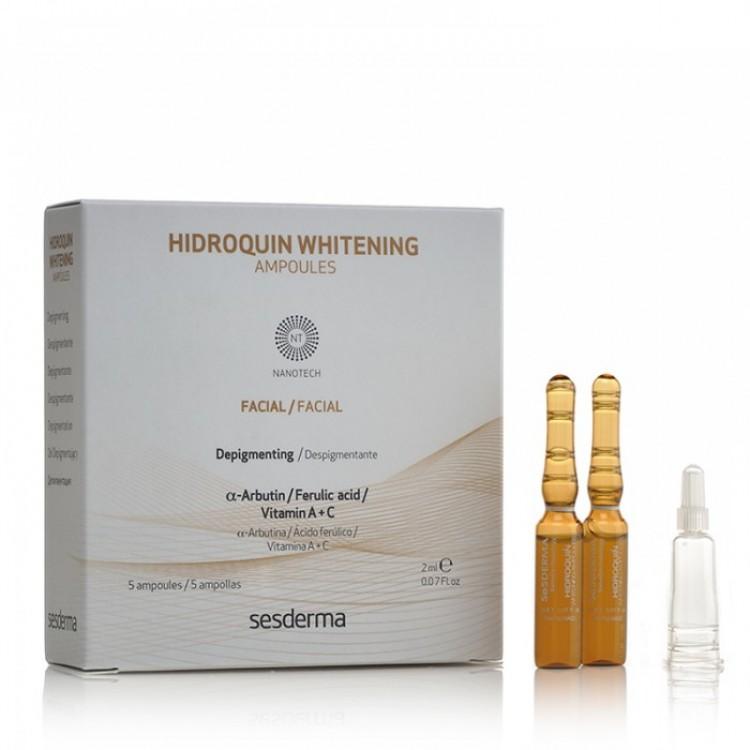 HIDROQUIN - Средство в ампулах, 5 шт по 2 мл
