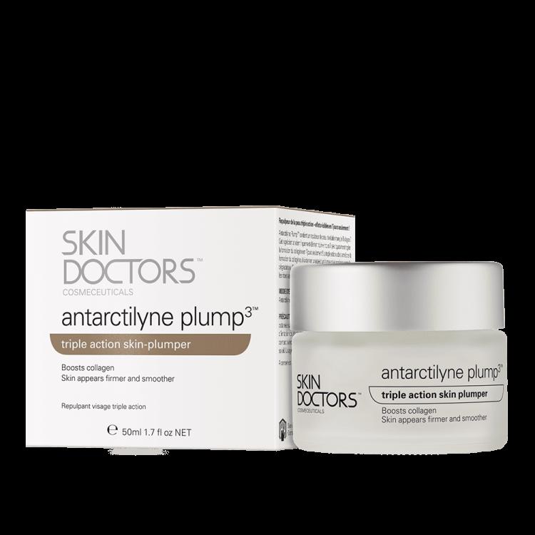 Antarctilyne Plump - Крем для повышения упругости кожи тройного действия, 50 мл