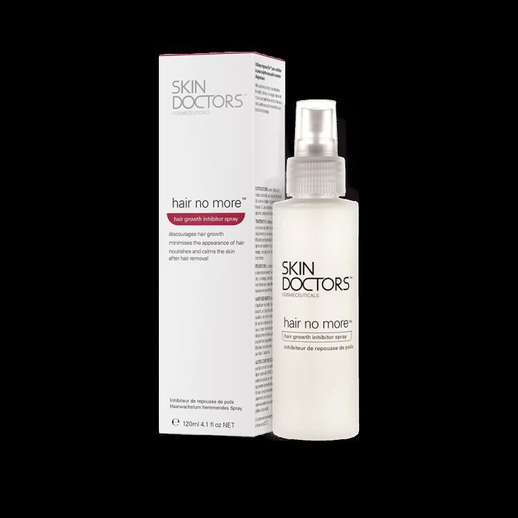 Hair No More Inhibitor Spray - Лосьон-спрей для замедления и предотвращения роста волос, 120 мл
