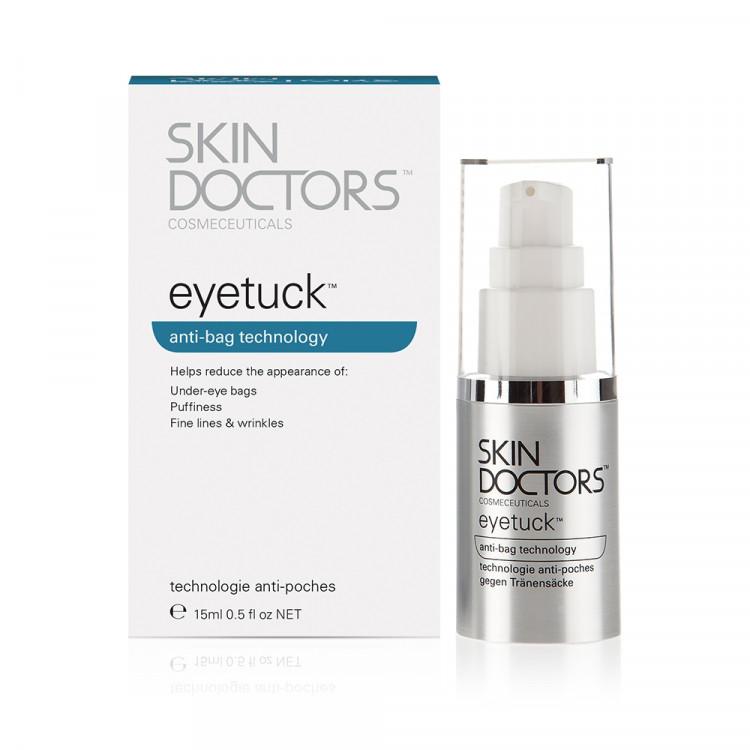 Eyetuck - Крем для уменьшения мешков и отечности под глазами, 15 мл